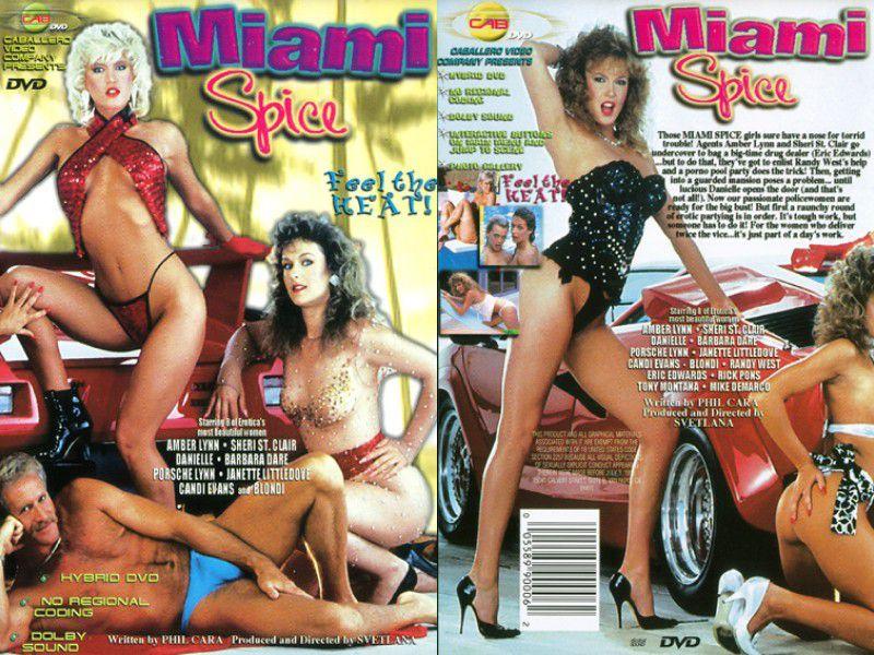 Miami Spice Porno