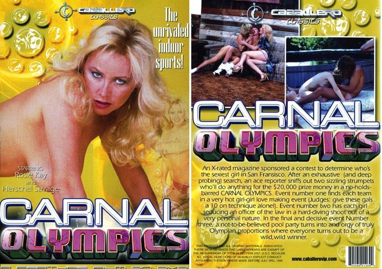 Carnal olympics 1983 - 2 part 2