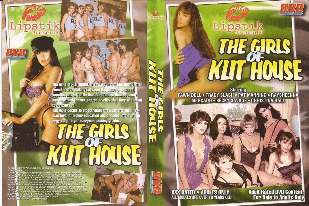 Girls Of KLIT House 1985