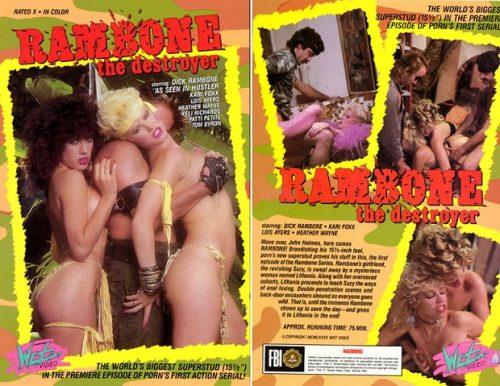 Rambone the Destroyer