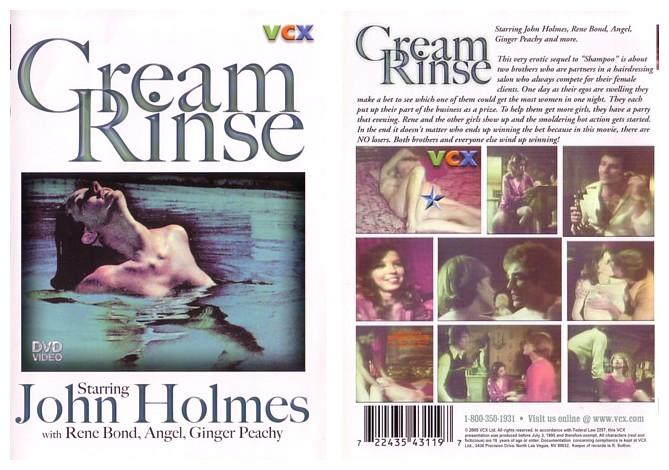 Cream Rinse poster