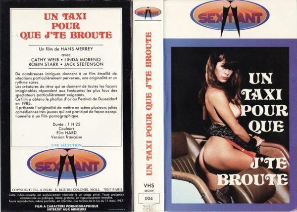 un taxi pour que j'te broute Cover