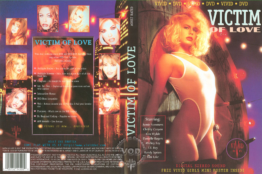 Victim of Love 1992