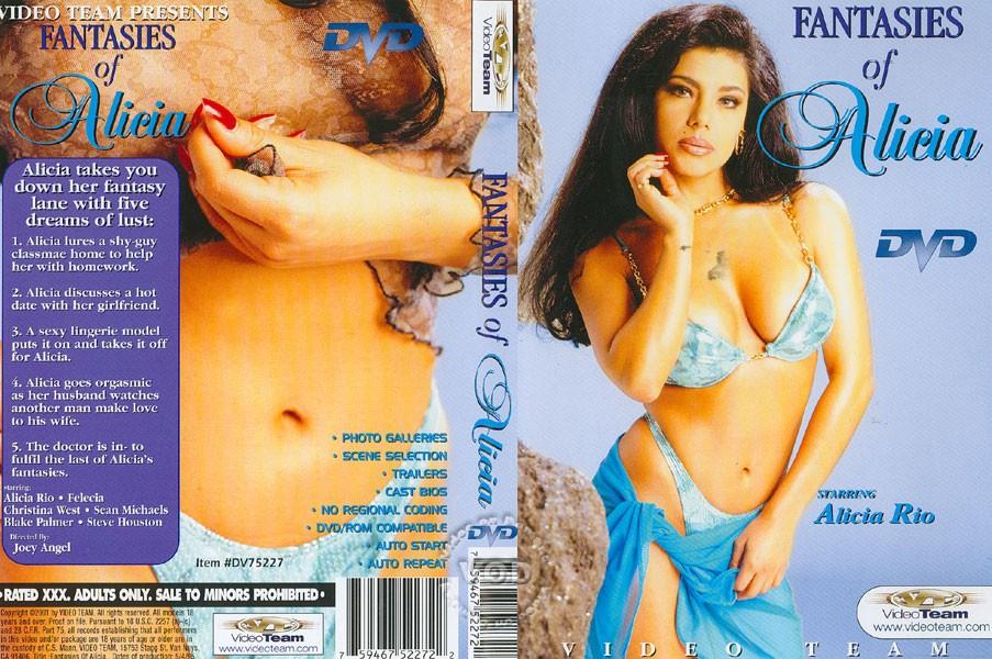 Fantasies of Alicia Rio