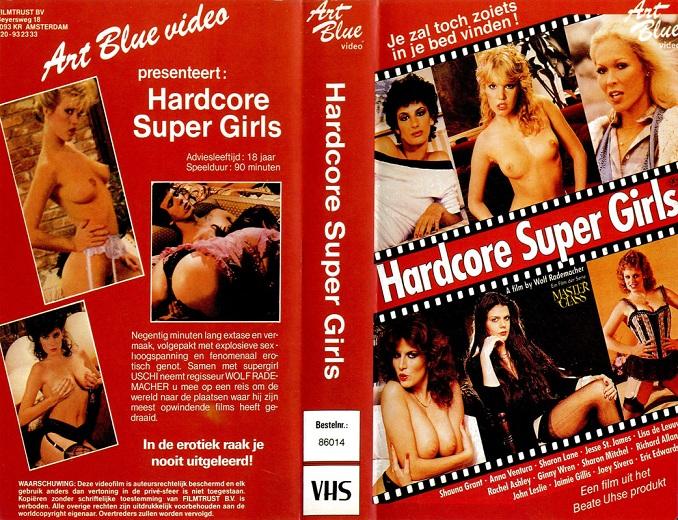 Hardcore super girls