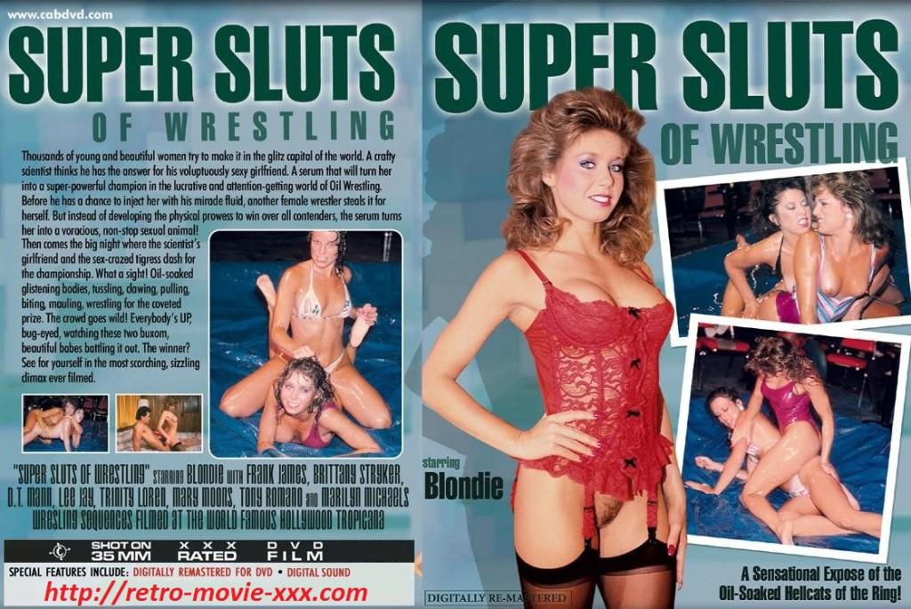 Super Wrestling Sluts Of Hollywood