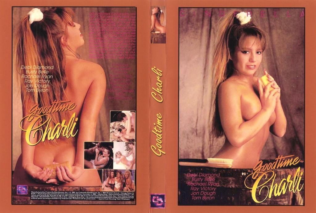 Busty belle and debi diamond retro girl on girl action 1