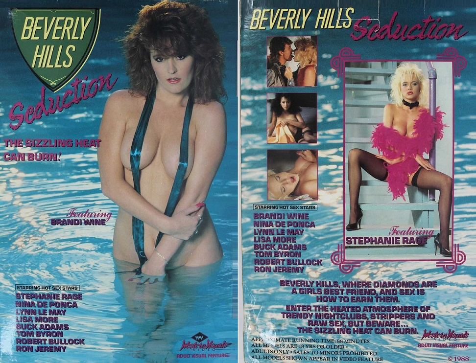 Beverly Hills Seduction.1988