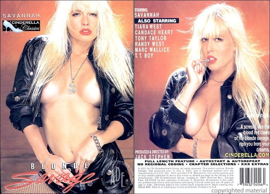 Blonde Savage (1991)