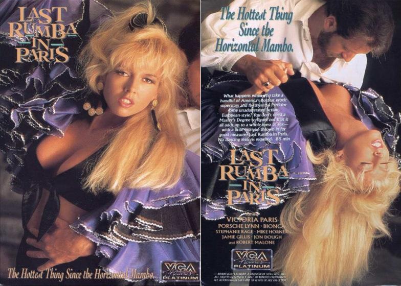 Last Rumba In Paris 1990
