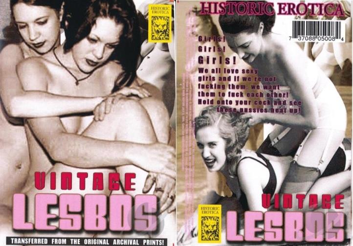 Vintage Lesbos a