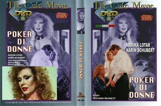 Poker Di Donne (1987) | RETRO PORNO MOVIE